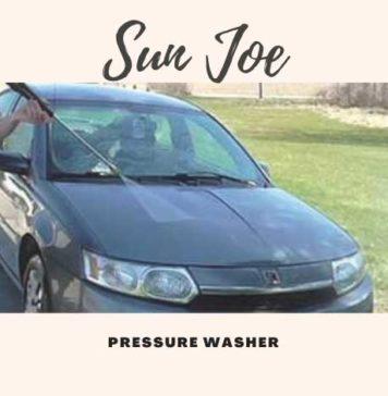 Best Sun Joe Pressure Washer