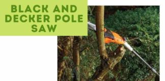 Black and Decker Pole Saw
