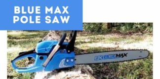 Blue Max Pole Saw
