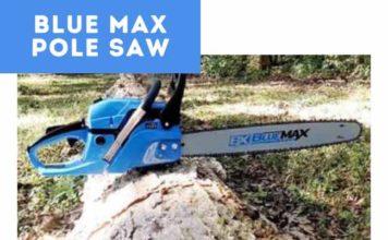 Blue Max Pole Saw