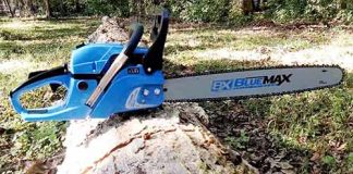 Blue Max Pole Saw Review