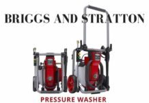 Briggs and Stratton Pressure Washer