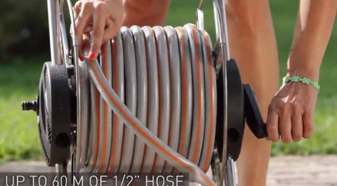Claber Hose Reel Review