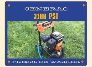 Generac 3100 PSI Pressure Washer