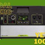 Goal Zero Yeti 1000