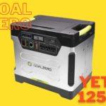 Goal Zero Yeti 1250