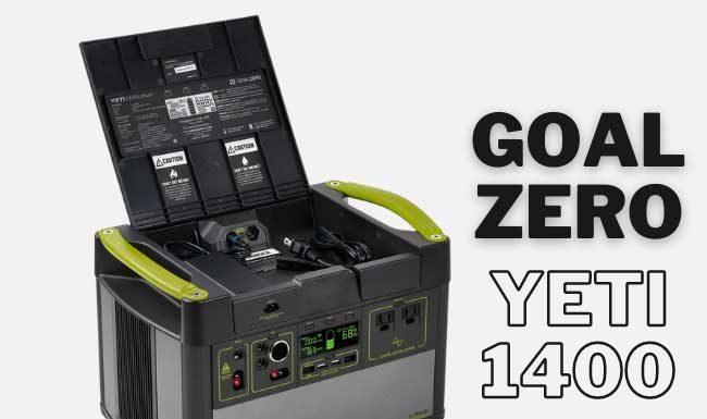Goal Zero Yeti 1400
