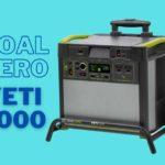 Goal Zero Yeti 3000