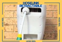 Hoselink Retractable Hose Reel