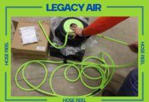 Legacy Air Hose Reel