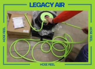 Legacy Air Hose Reel