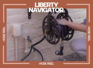 Liberty Navigator Hose Reel