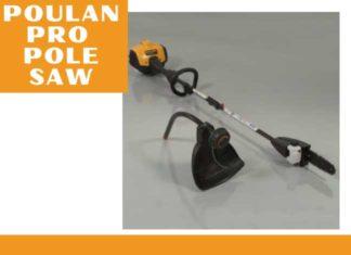 Poulan Pro Pole Saw