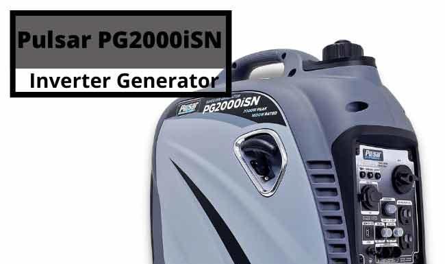 Pulsar 2000 Watt Generator