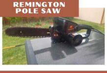 Remington Pole Saw