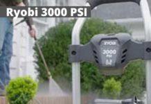 Ryobi 3000 PSI Pressure Washer