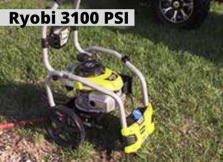 Ryobi 3100 PSI Pressure Washer