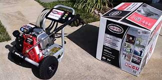 Simpson 3000 PSI Pressure Washer Reviews