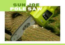 Sun Joe Pole Saw