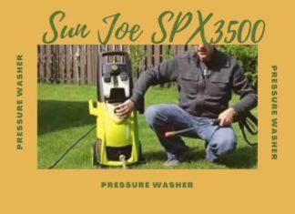 Sun Joe SPX3500
