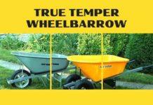 True Temper Wheelbarrow