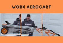 Worx Aerocart Wheelbarrow