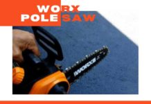 Worx Pole Saw