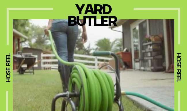 Yard Butler Hose Reel